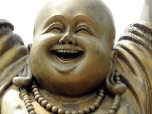 Lachen bevordert je geluk