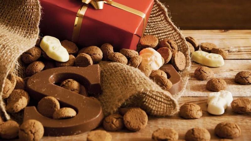 Een heel jaar Sinterklaas?