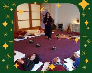 Ontmoeten, ontspanning, leuke mensen, workshops, gezelligheid, samen Kerst en Oud en Nieuw