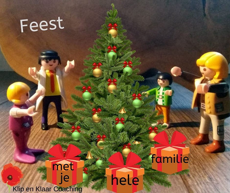 December – feestmaand voor je hele innerlijke familie