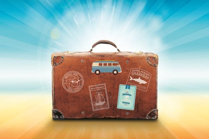 Naar huis met een extra koffertje boordevol moois!