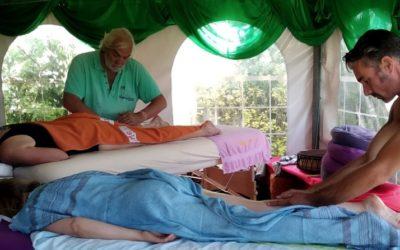 Massage cursus in je vakantie, volop genieten!